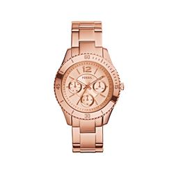 Fossil  Rose gold watch from Bicester Village