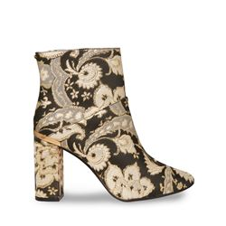 Ted Baker, Jacquard print boots