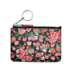 Key Puch floral Coach