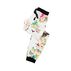 Roberto Cavalli White Printed pants from Bicester Village