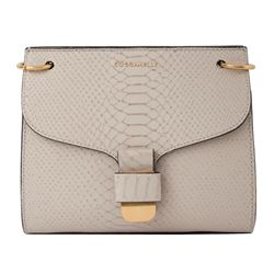 Coccinelle - Cream leather bag