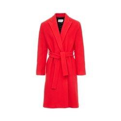 Sandro  Red Morrison coat from Bicester Village