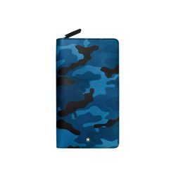 Montblanc Men's Camouflage Travel Wallet