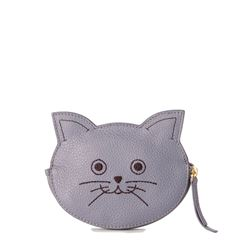 Coin case 'Zoo' in grey by Furla at Ingolstadt Village