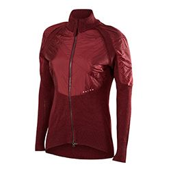 Falke Women's golf pullover zip-up