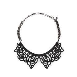 Collier Ginetto Noir