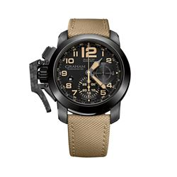 Graham Chronofighter watch