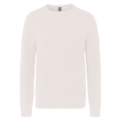 Pullover in White