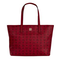 Tote in red by MCM at Ingolstadt Village