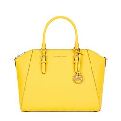 Shoulder Bag in Yellow by Michael Kors at Ingolstadt Village