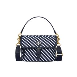 Tory Burch, Scout Stripe nylon cross-body