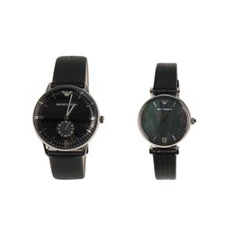 Armani Men & Women watches