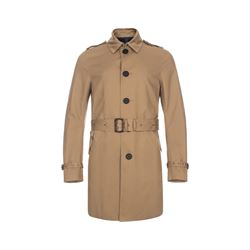Paul Smith brown Belted trench coat from Bicester Village