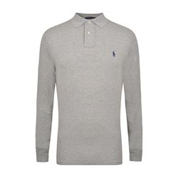 Long Sleeves Classic Polo