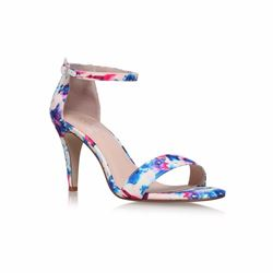 Kiwi multi-colour heels