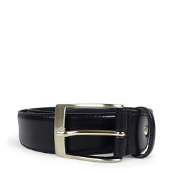 belt in black by Boggi Milano at Ingolstadt Village