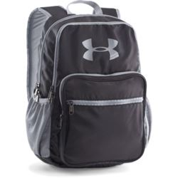 Under Armour boys backpack in black
