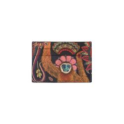 Men's monkey cardholder