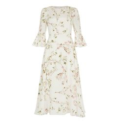 Hobbs Agatha Floral Dress