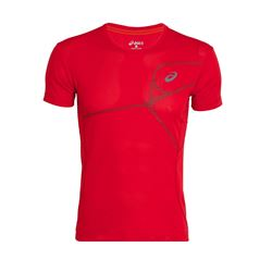 Asics Red Protection Top