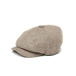 Baker Boy Tweed Hat
