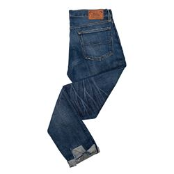 Polo Ralph Lauren Sullivan slim fit jeans in hawthrone repaired