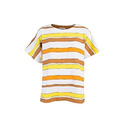 Gerard Darel Towelling stripe top