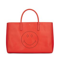 Anya Hindmarch  Ebury smiley bag from Bicester Village