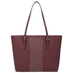 Micro Stud Small Carryall Tote