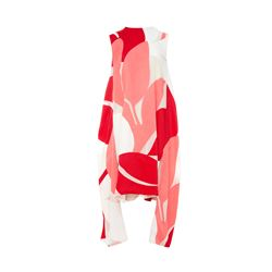 Marni Red and white AB dress from Bicester Village