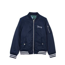 Tommy Hilfiger Kids, Girl's navy jacket