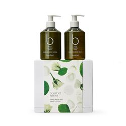 Rose duo gift set