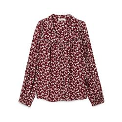 Ba&sh, Burgundy Collin shirt
