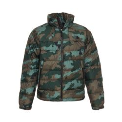The North Face  Camo massif coat from Bicester Village