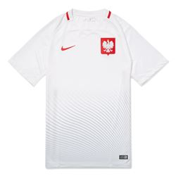 Poland Match Jersey Home