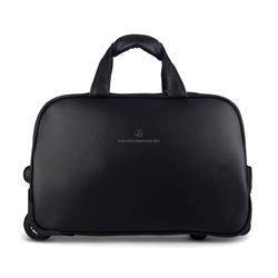 Duffle bag 100% leather