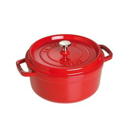 Zwilling J.A. Henckels  Cast iron cocotte 24cm from Bicester Village