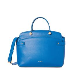 Bag 'Agata' in blue by Furla at Wertheim Village