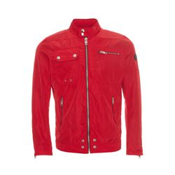 Diesel  J-ride red jacket from Bicester Village