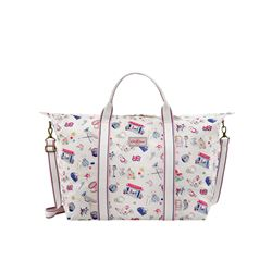 Cath Kidston  Foldaway Birthday holiday bag from Bicester Village