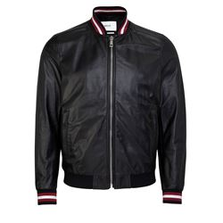 Leather jacket in Black by Bally in Ingolstadt Village