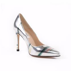L.K.Bennett Fern Metallic shoes