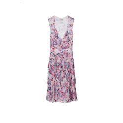Claudie Pierlot, Roucoulade flowery dress