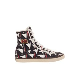 Marni  Canvas sneaker from Bicester Village