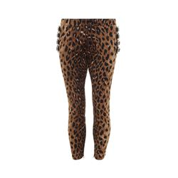 DSquared2  Leopard print trousers from Bicester Village