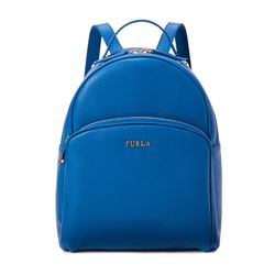 Backpack 'Frida' in blue by Furla at Wertheim Village