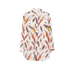 Paul Smith Women's Multicoloured Feather Shirt