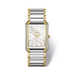 Hour Passion  Rado L watch integral bicolour from Bicester Village