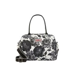 Cath Kidston Black and White Floral Bag