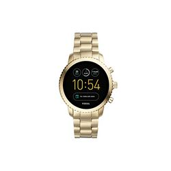 Fossil  Q explorist gold from Bicester Village